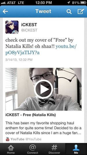"""""""FREE"""" now up on my YouTube channel!"""