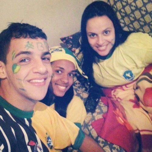 VAII Brasil Forçaneymar TamoJuntosNaTorcida