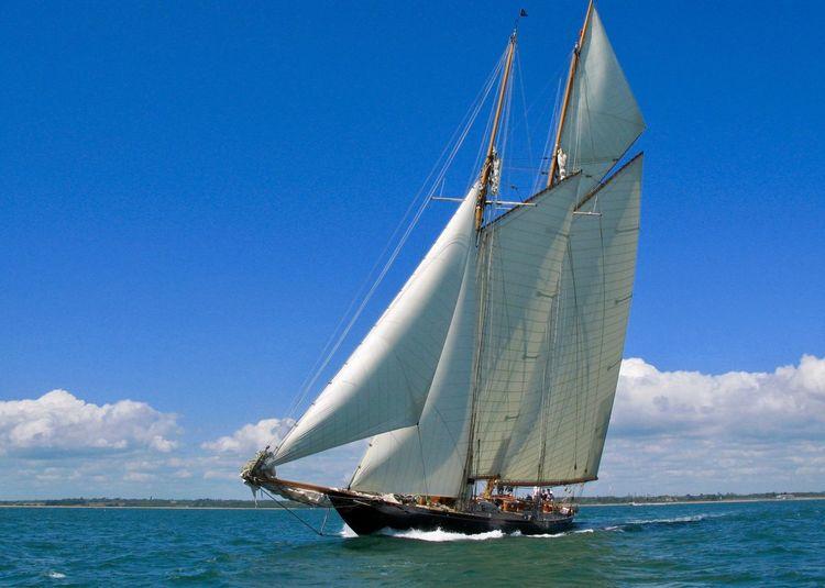 Nautical Vessel Sea Sky Water Transportation Sailboat Mode Of Transportation My Best Photo