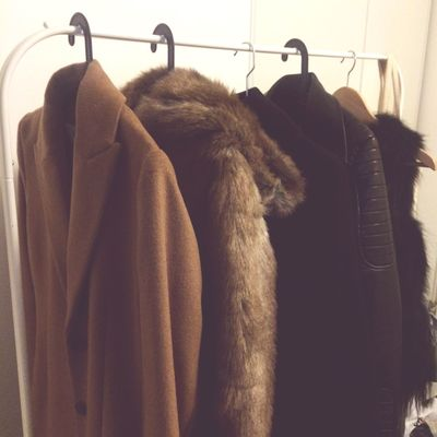 Winter essentials ❄️ Coat Manteau Hiver Camel