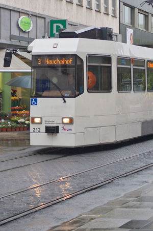 Day Mode Of Transport No People Outdoors Public Transportation Rail Transportation Rain Reflection Train - Vehicle Transportation