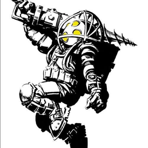 Next tat :D Bioshock Tattoo Bigdaddy Ink future excited videogames nerdery