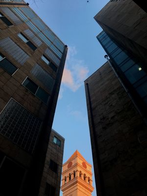 Architecture Built Structure Building Exterior Low Angle View No People Day Sky Outdoors City