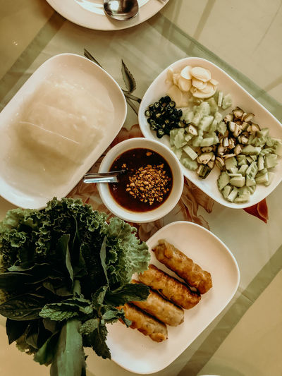 Nam nouong food