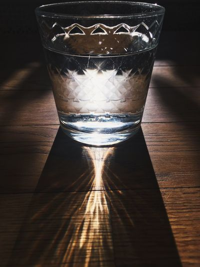 Table Glass