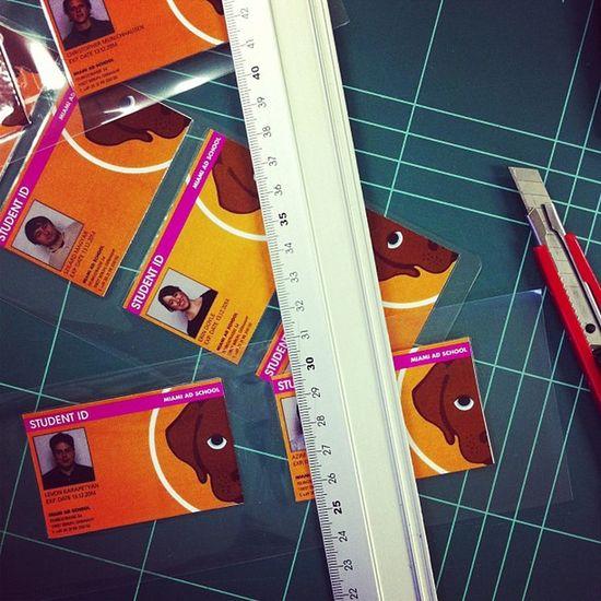 preparing id's for the newbies #masb Masb