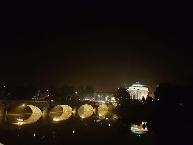 MY CITY •TORINO• Illuminated Night City Torinoélamiacittá Torinodavedere Torino Torino, Italy