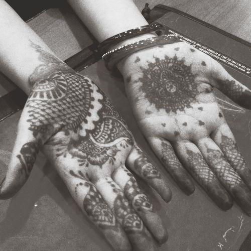 Mehndi Eid Mubarak Essentially Ethnic TheMinimals (less Edit Juxt Photography)