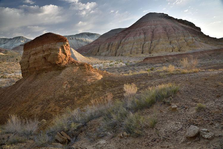 Aktau mountains