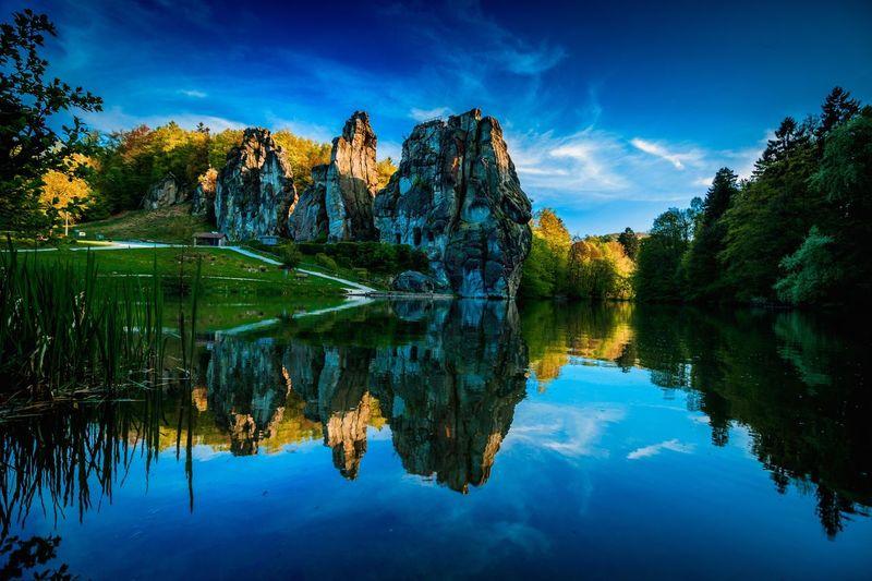 Reflection Sky