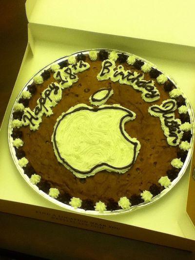 My bro's cake