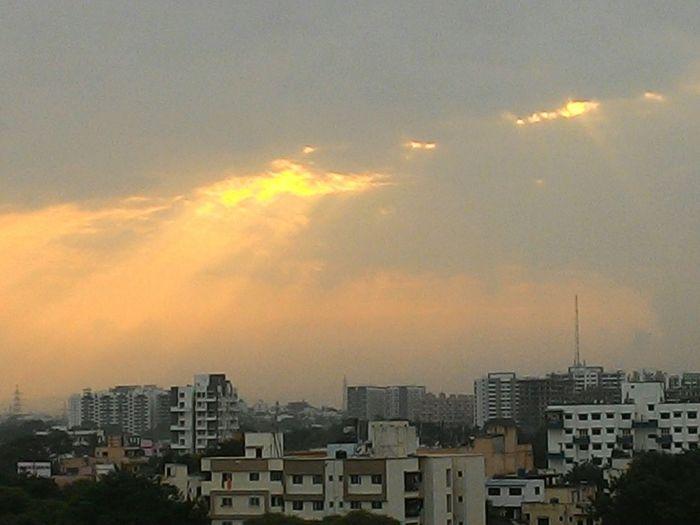 Cloud - Sky Nature Outdoors Day Sky Sunset