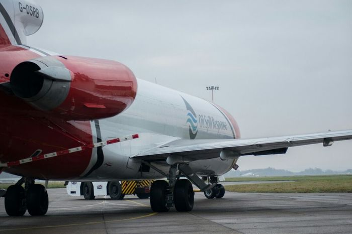 Boeing 727 Airplane Transportation Travel Airport Runway Jet Engine Airport Commercial Airplane Outdoors Aerospace Industry Business Finance And Industry Air Vehicle Day Private Airplane No People Cargo Oil Spill Pilot Plane Aviation Display Transportation Low Angle View