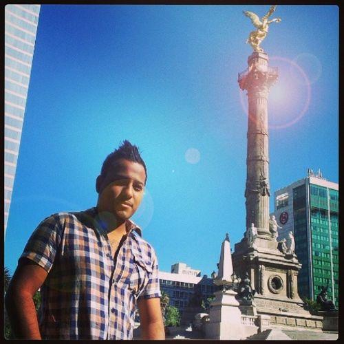 Instawork Instatour Instamoments Instamexico Mexicancity mexicanboy Latino mexicanparty mexicangay angeldelaindependencia
