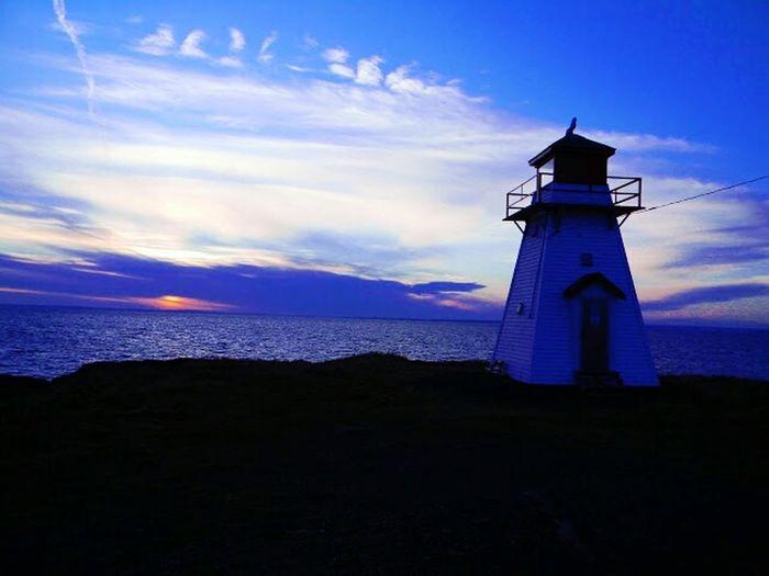 Old Lighthouse Cape Breton