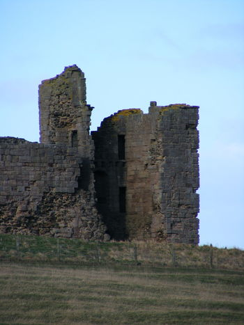 Architecture Blue Castle Castle Ruin Castle Ruins Castles Clear Sky Dunstanburgh Dunstanburgh Castle Dunstanburghcastle North East Coast Northumberland Coastline Old Ruin Sky