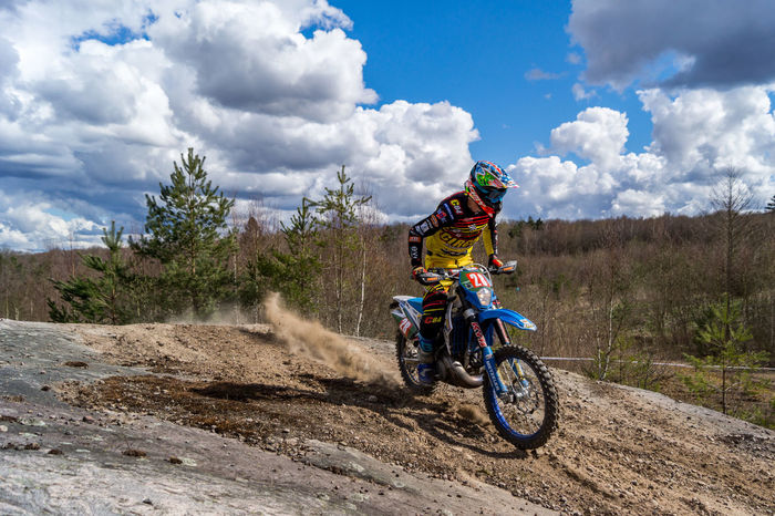 Enduro Endurocross Motocross Motorsports Clouds Clouds And Sky Nature Sweden