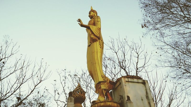 Buddha Traveling Culture Photography Landscape Sculpture Photooftheday Thailand Temple