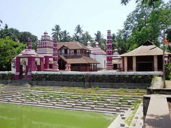 Temple precinct