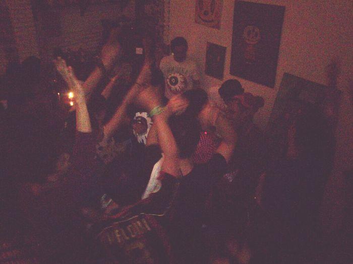 Party Music Enjoying Life