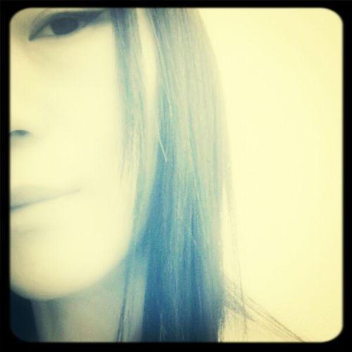 Before, I was long hair★ MEOW X Beforehaircut Longhair That's Me Hello World