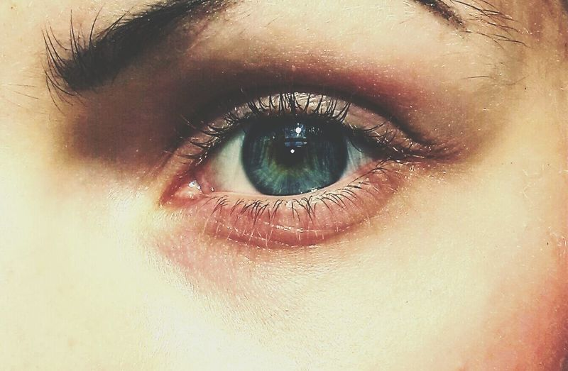 First Eyeem Photo My Eye I_am