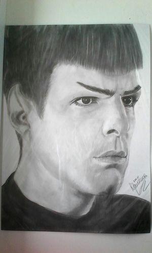 Startrek Art, Drawing, Creativity Doityourself мои рисунки рисунок карандашом