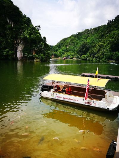 Water Lake Beauty In Nature Malaysia Boattrip Recreation Area Day Relaxing