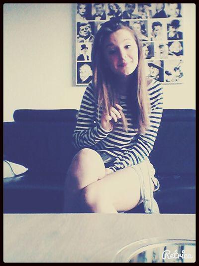 Je suis moi.. Quoi que l'on disent. Je suis comme je suis. Et je vous embrasse tous.♥