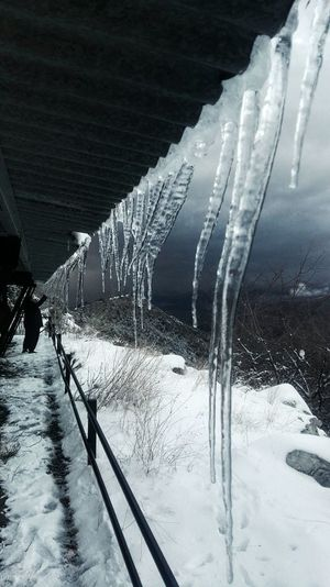 Water Cold Temperature Snow Winter Nature Frozen Outdoors EyeEmNewHere Colour Your Horizn