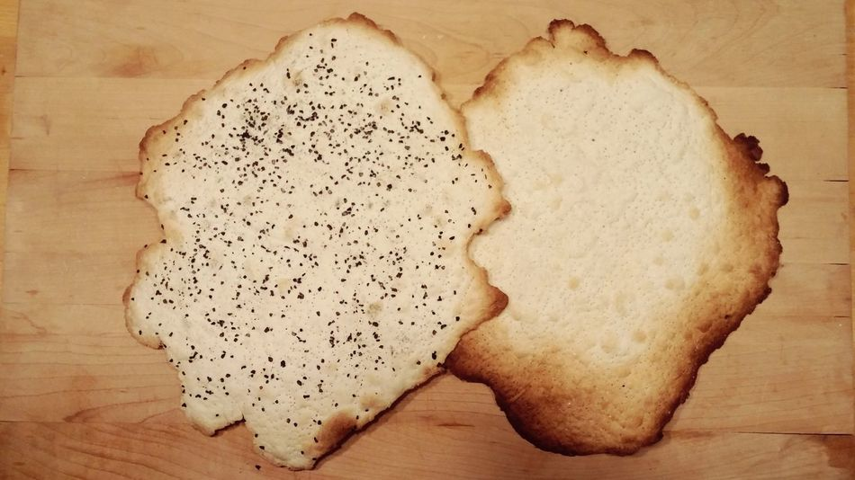 Homemade Matzoth Happy Passover ❤