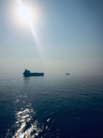 Water Sky Transportation Sea Nautical Vessel Ship Sun