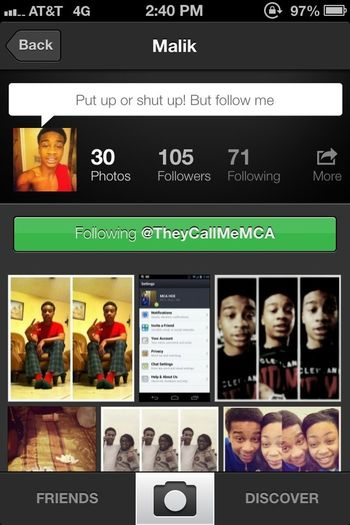 S/o Follow This Kid Now