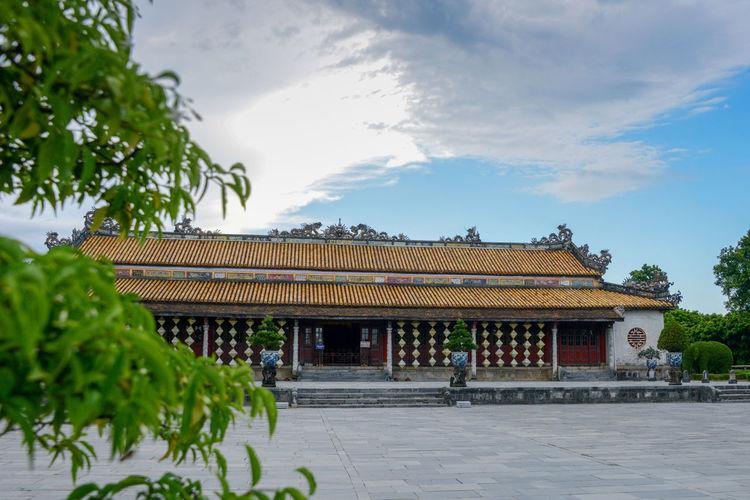 Hue's Imperial Enclosure Vietnam Huế Ngo Mon Vietnam Mandarins Temple Temple - Building Vietnam Travel Vietnam Trip Vietnamphotography Vietnamtravel