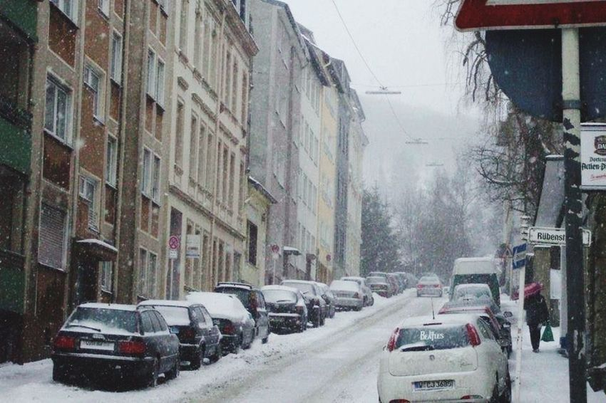 Stadt Einfach So :) Wuppertal @ Home