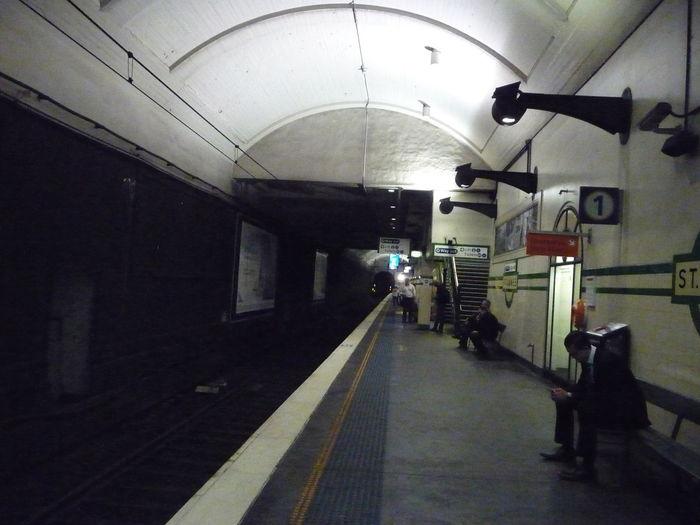 Have A Look Sydney Highrisebuilding Holiday♡ Love Love Sydney Sydney Centerpoint Sydney, Australia Taken Pictures From Park Train Station Platform Underground Station