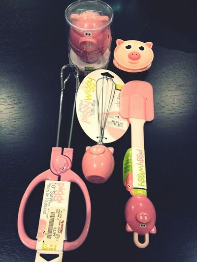 Piggy Cooking Set