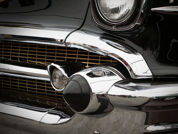 Cars Classic Car Car Chrome Bumpers Close-up Old-fashioned Retro Styled Transportation