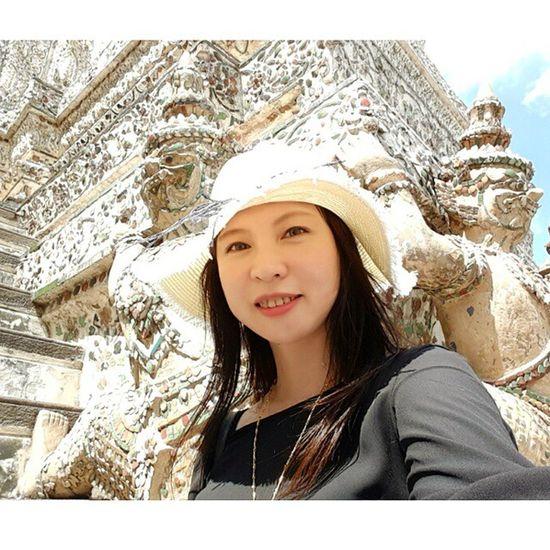 Watarun Bangkok Thailand Traveller Travel selfie LatePost 2014.11.10