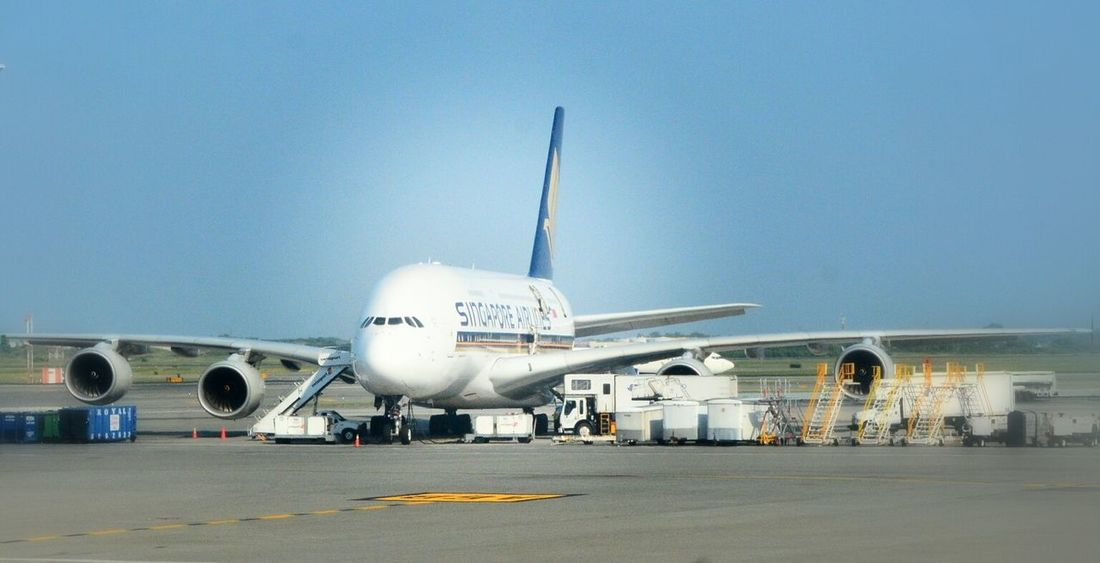 Taking Photos A380 Eye For Photography Singapore Airlines