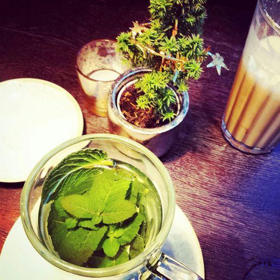 Tee EyeEm Gallery Pfefferminze Coffee Break Enjoy Du Und Ich Wiesbaden