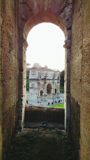 Rome 😍 Arch