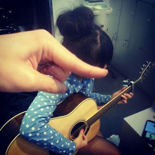 Music Guitar Never Seperate