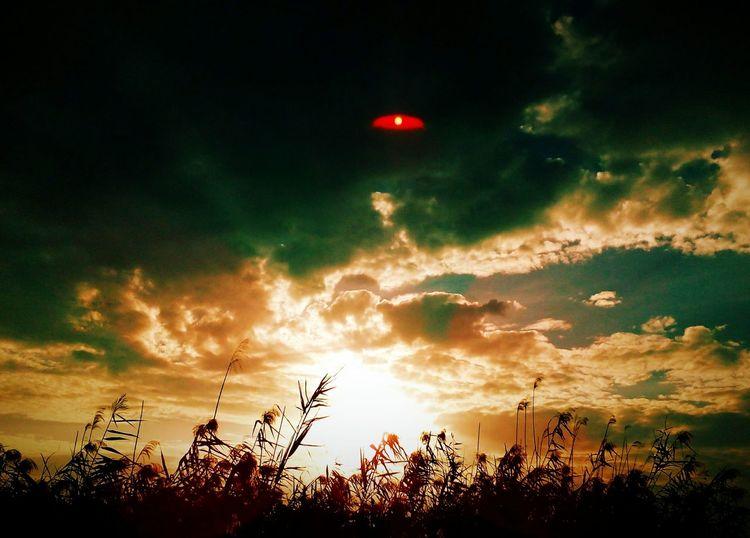ну красыво же вай Sky Nature No People