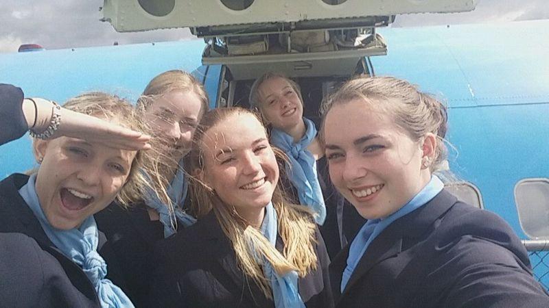 Vlieg met ons mee naar de zon KLM