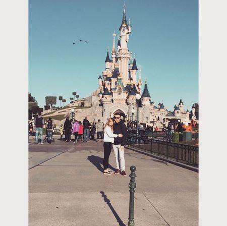 Disneyland Dream Amour Love Copain  Château Princesses