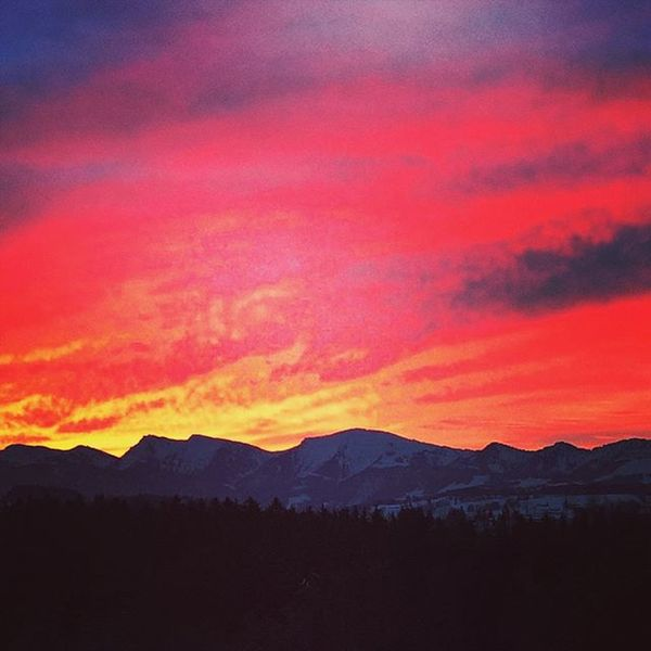 Gutenmorgen Goodmorning Buongiorno Bonjour Buenosdias Allgäu Allgäutourist Oberstaufen Steibis Hochgrat Drhimmelbrennt