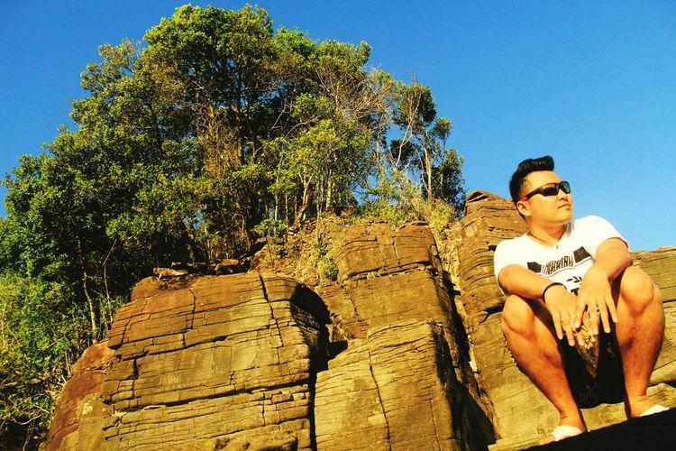 Me At Lelapide Cape.. Sangihe Lelapidecape Northsulawesi INDONESIA