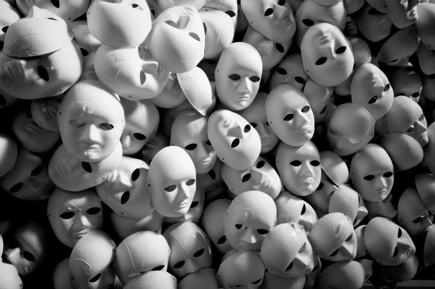Masks Czech Republic