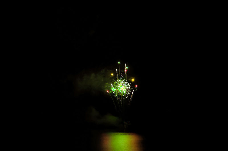 Fireworks Green Color Landscape_Collection Light New Beginnings Orange Reflection In The Water Reset Smoke Water Reflections Celebration City Firework - Man Made Object Firework Display Green Reflection Happy New Year2018 Illuminated Light And Shadow Night No People Orange Color Outdoors Party Sky Sparkling Light Water_collection